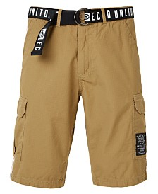 Ecko Unltd Men's Tracking Cargo Short