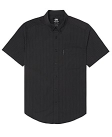Men's Rr Stripe Woven Shirt