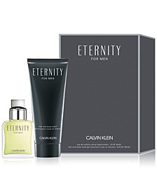 Men's 2-Pc. Eternity For Men Eau de Toilette Gift Set