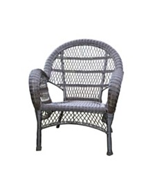 Jeco Santa Maria Wicker Chair