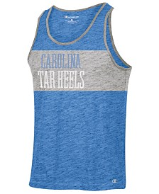 Champion Men's North Carolina Tar Heels Colorblocked Tank