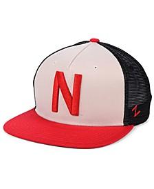 Nebraska Cornhuskers Paradigm Snapback Cap