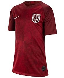 Nike Big Girls England National Team Women's World Cup Away Jersey