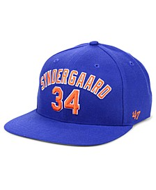 Noah Syndergaard New York Mets Player Snapback Cap