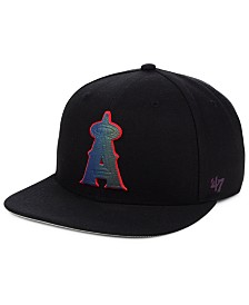 '47 Brand Los Angeles Angels Iridescent Snapback Cap