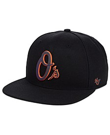 Baltimore Orioles Iridescent Snapback Cap