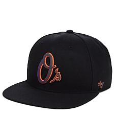 '47 Brand Baltimore Orioles Iridescent Snapback Cap