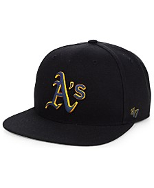 '47 Brand Oakland Athletics Iridescent Snapback Cap