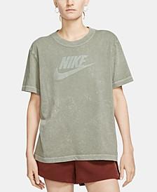 Women's Sportswear Rebel Cotton T-Shirt
