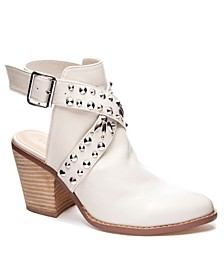 Small Town Studded Mules
