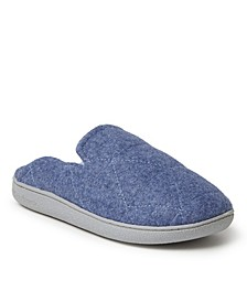 Wool Inspired Scuff Slippers, Online Only