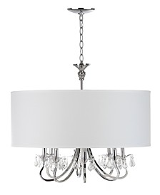 "Safavieh Krista 8 Light 32""D Adjustable Pendant"