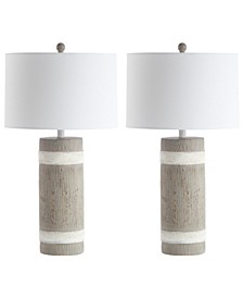 Brixton Set of 2 Table Lamp