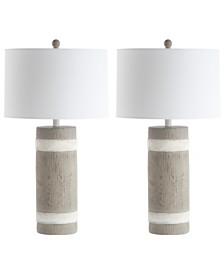 Safavieh Brixton Set of 2 Table Lamp