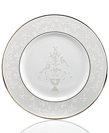 Lenox Opal Innocence Accent Plate