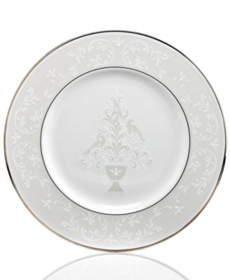Lenox Opal Innocence Accent Plate  sc 1 st  Macy\u0027s & Holiday Dinnerware - Macy\u0027s
