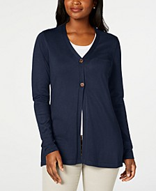Button Cardigan, Created for Macy's