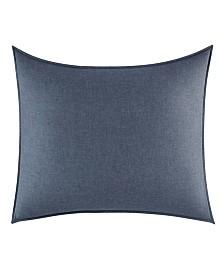 Vera Wang Melange Gauze Throw Pillow