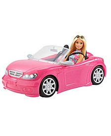 Doll and Car