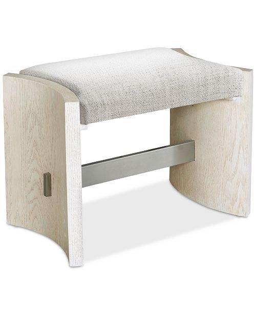 Furniture Myers Park Vanity Stool