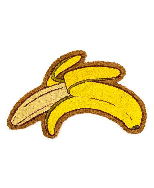 Cloudnola Banana Doormat