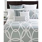 CLOSEOUT! Hotel Collection Modern Gate Bedding Collection, Only at Macy's