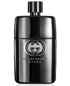 Gucci Guilty Men's Intense Pour Homme Eau de Toilette, 3.0 oz