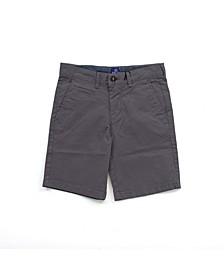 Toddler Boys Twill Dress Shorts