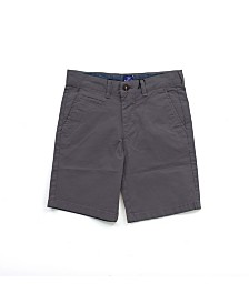 Bear Camp Toddler Boys Twill Dress Shorts
