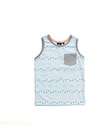 Bear Camp Toddler Boy Printed Tank