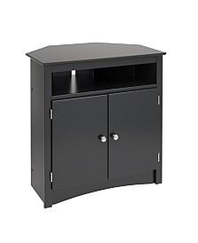 Prepac Tall Corner TV Cabinet