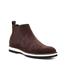 Ike Behar Men's Liam X Chelsea Boots