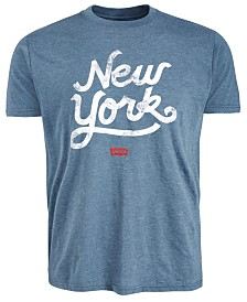 Levi's® Men's Heathered New York Graphic T-Shirt