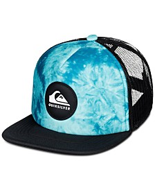 Quiksilver Big Boys Fazers Youth Trucker Hat