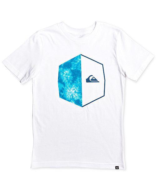 Quiksilver Toddler & Little Boys Logo-Print Cotton T-Shirt