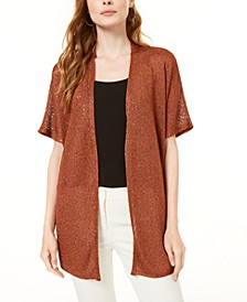 INC Sequin Cardigan, Created for Macy's