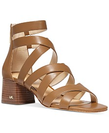 MICHAEL Michael Kors Dixon Strappy Dress Sandals