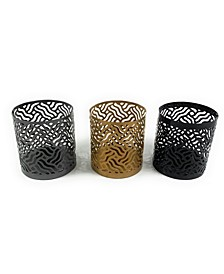 Votive Candle Holder Set of 3