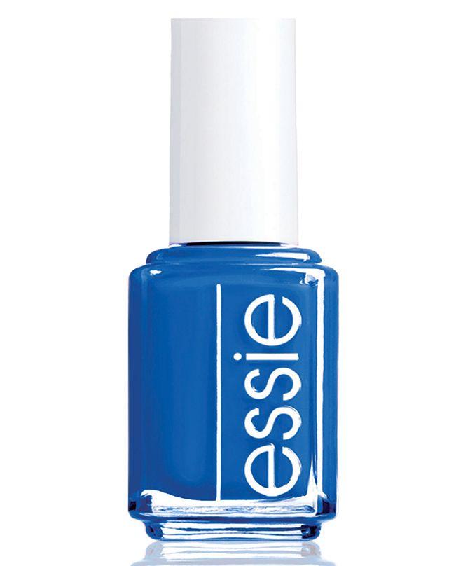 Essie nail color, butler please