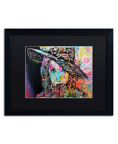 "Trademark Global Dean Russo 'Venus' Matted Framed Art - 16"" x 20"""