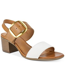 White Mountain Lamar Dress Sandals