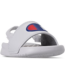 Champion Toddler Boys' Super Slide Sandals from Finish Line