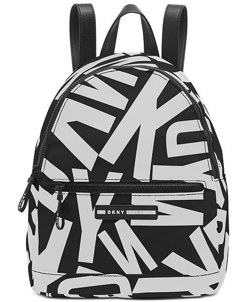 bottom price latest discount pick up Nora Logo Backpack, Created for Macy's