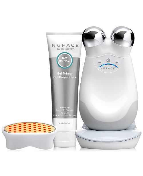 NuFACE Trinity Facial Trainer Kit  with Trinity Wrinkle Reducer