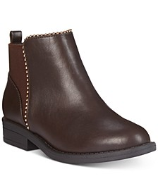 Little and Big Girls Chelsea Boots