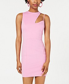 Juniors' One-Shoulder Bodycon Dress, Created for Macy's