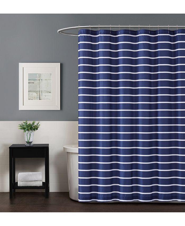Truly Soft - Maddow Stripe Shower Curtain
