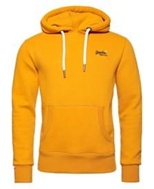 Superdry Men's Orange Label Hoodie