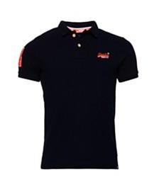 Superdry Men's Classic Piqué Polo Shirt