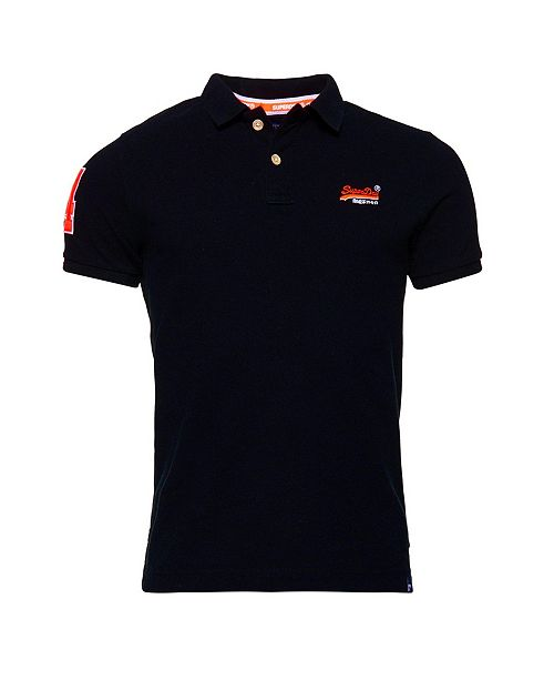 Superdry Men's Classic Piqué Polo Shirt